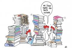 Paca y los libros