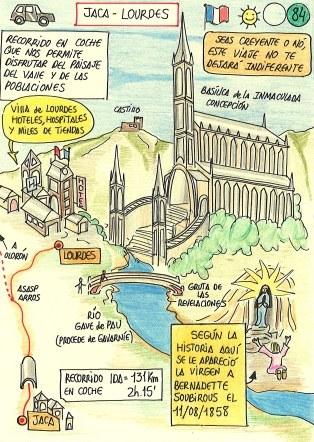 84-Jaca-Lourdes