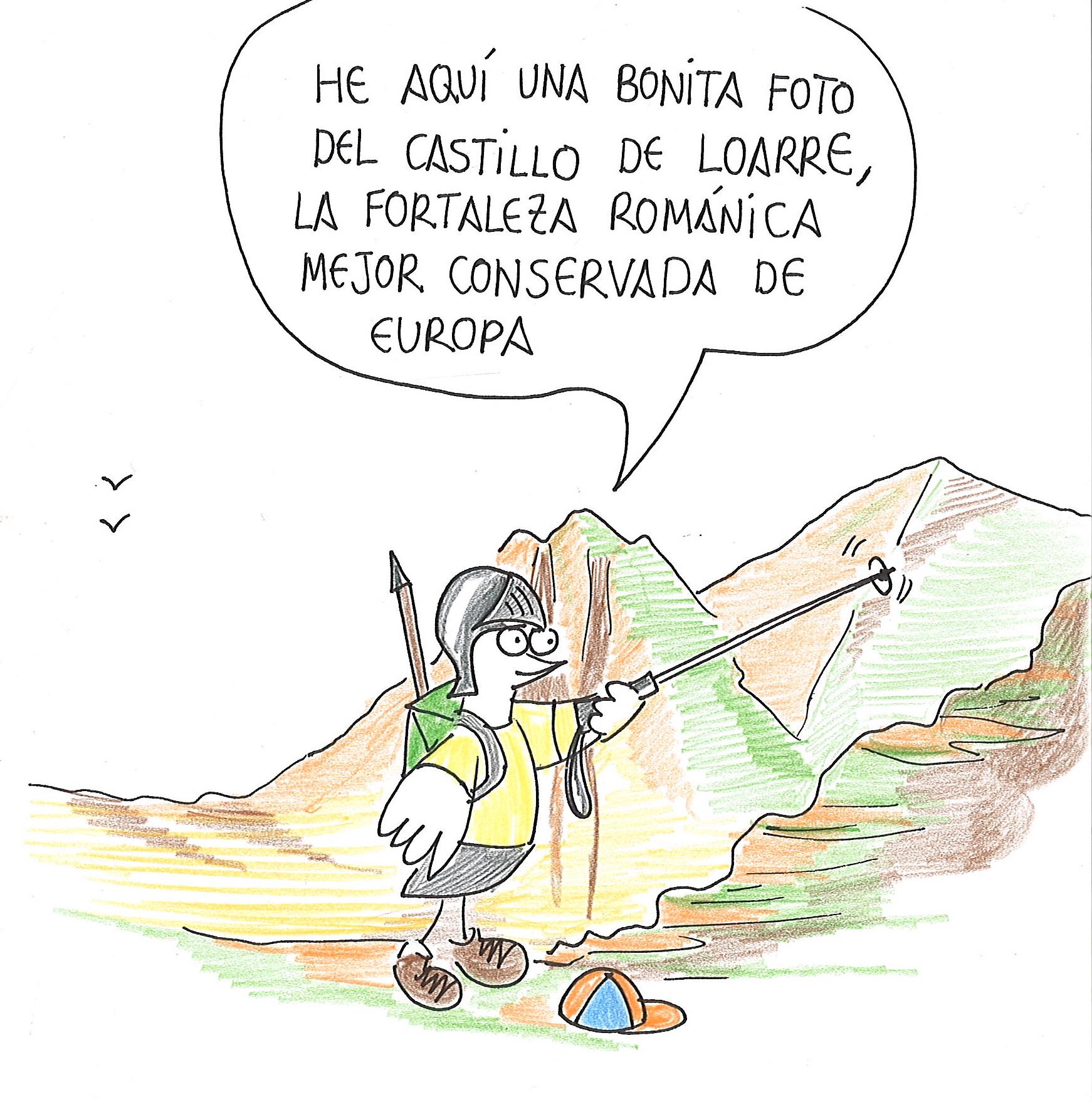 6-Castillo de Loarre b